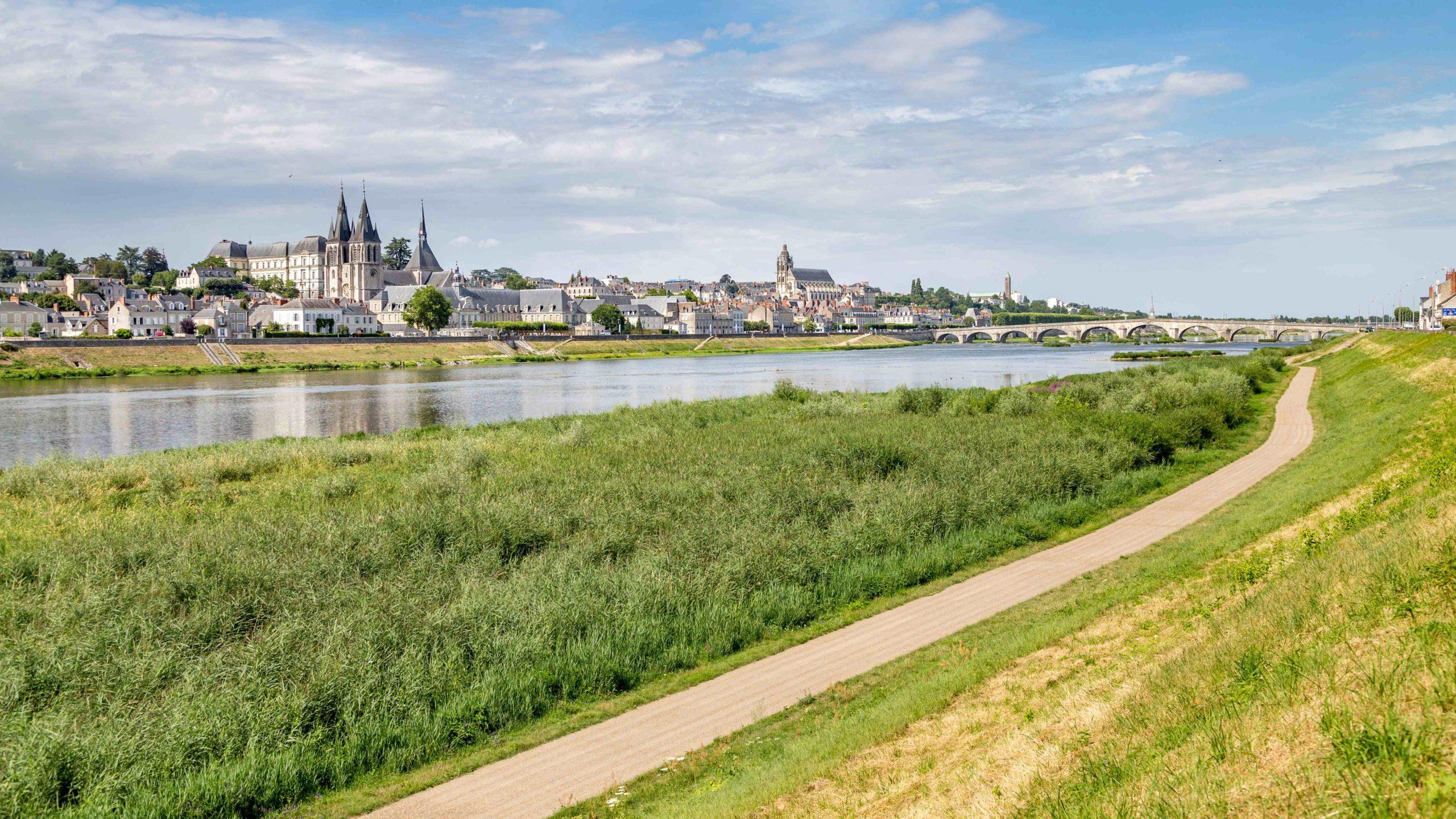 La Loire à vélo, un itinéraire cyclable au bord de la Loire