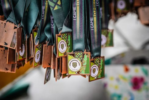 Liege Bastogne Liege Challenge Médailles