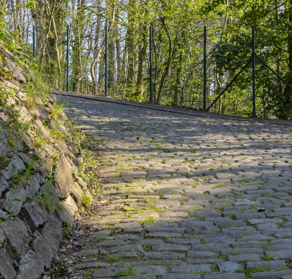 Tour des Flandres Cyclo- Mur de Gramont