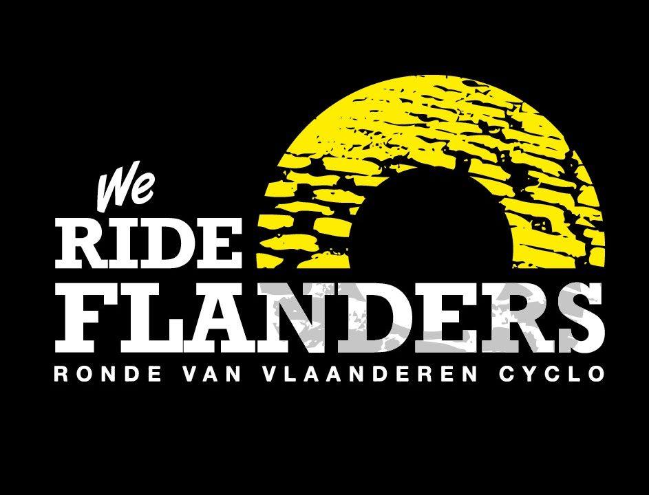 Tour-des-Flandres We ride Flanders Logo
