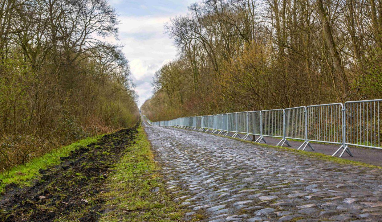 Trouée d'Arenberg Paris Roubaix