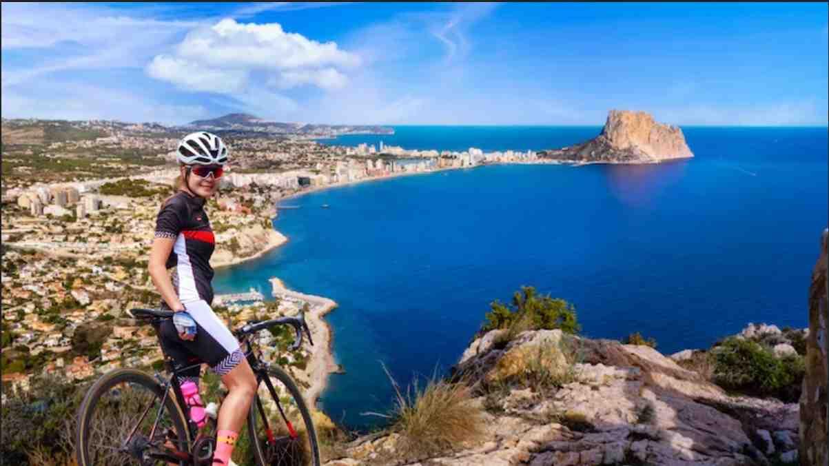 Stage vélo 100% féminin sur la Costa Blanca avec CParty Bike Experience
