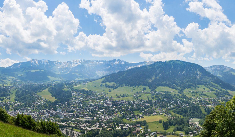 Megève Mont-Blanc Cycling