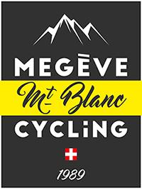 Megève Mont-Blanc Cycling Logo