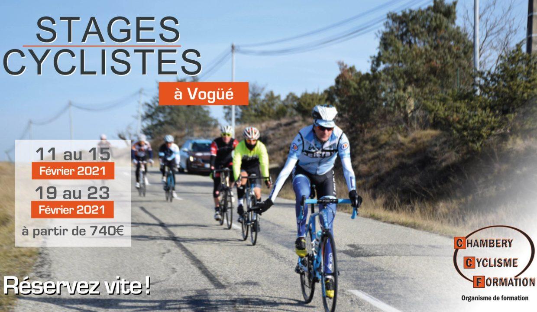 Stage vélo AG2R Citroen U23 Team Ardèche
