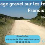 Stage velo Gravel Francis Mourey