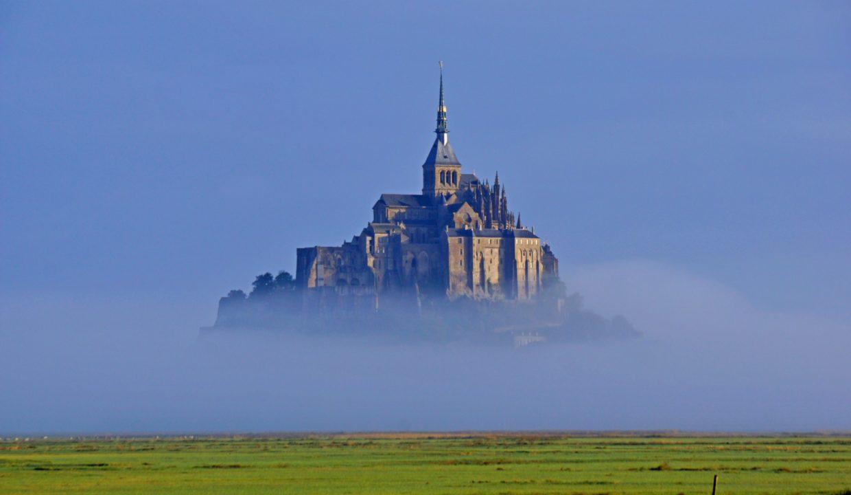 Vélo Mont Saint Michel