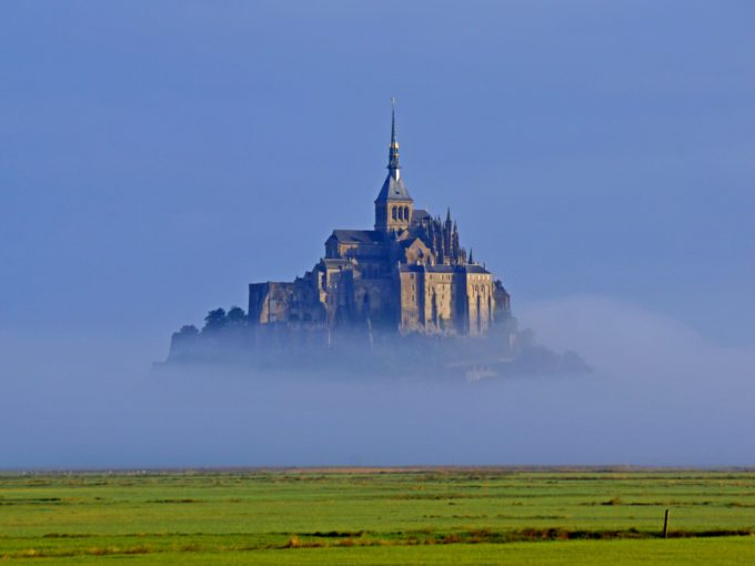 Velo Mont Saint Michel
