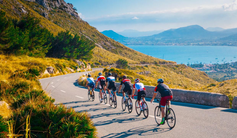 Stage vélo Espagne