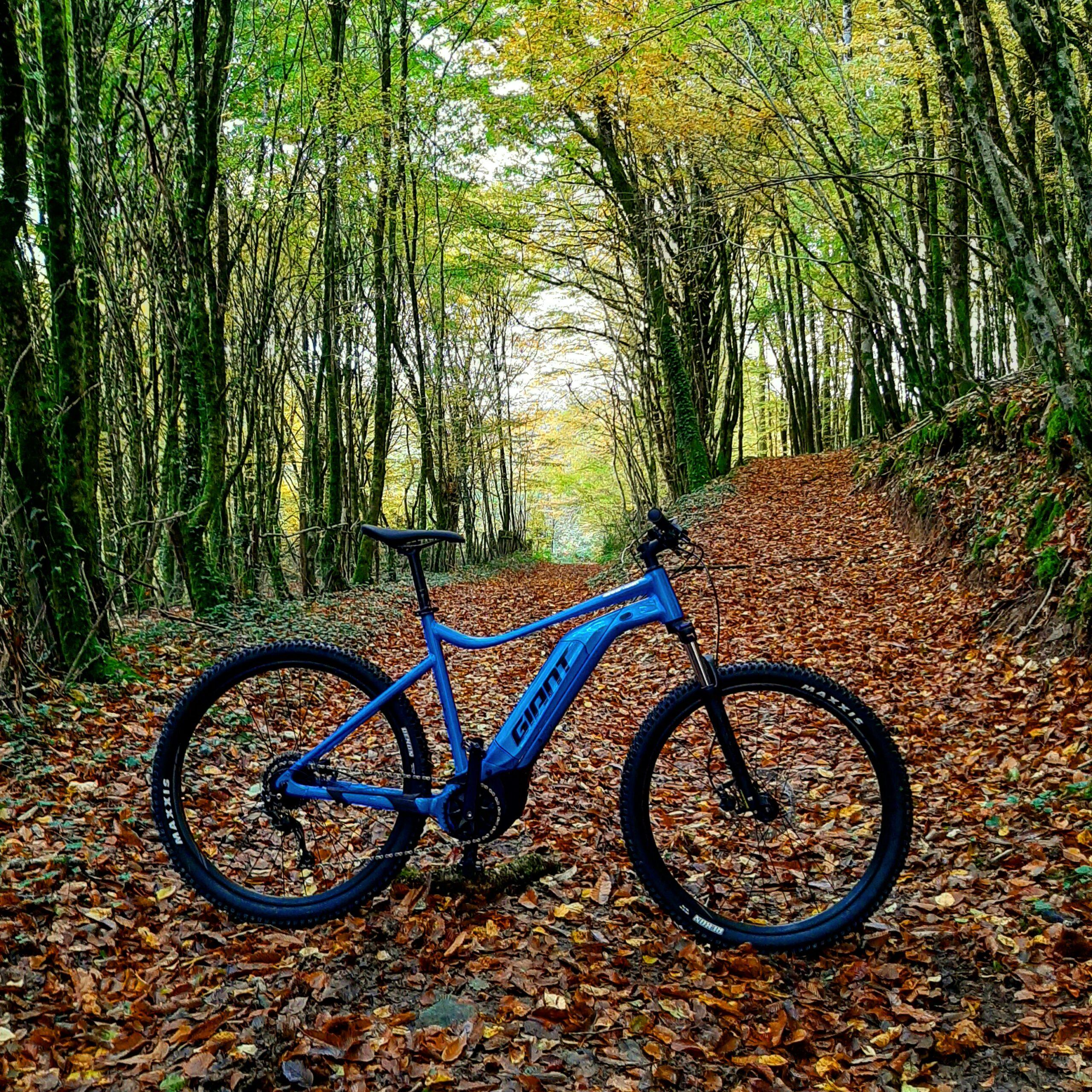 Location vélos électriques en Corrèze