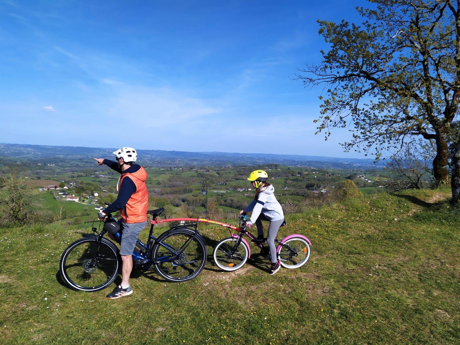 Location de vélos électriques en Corrèze
