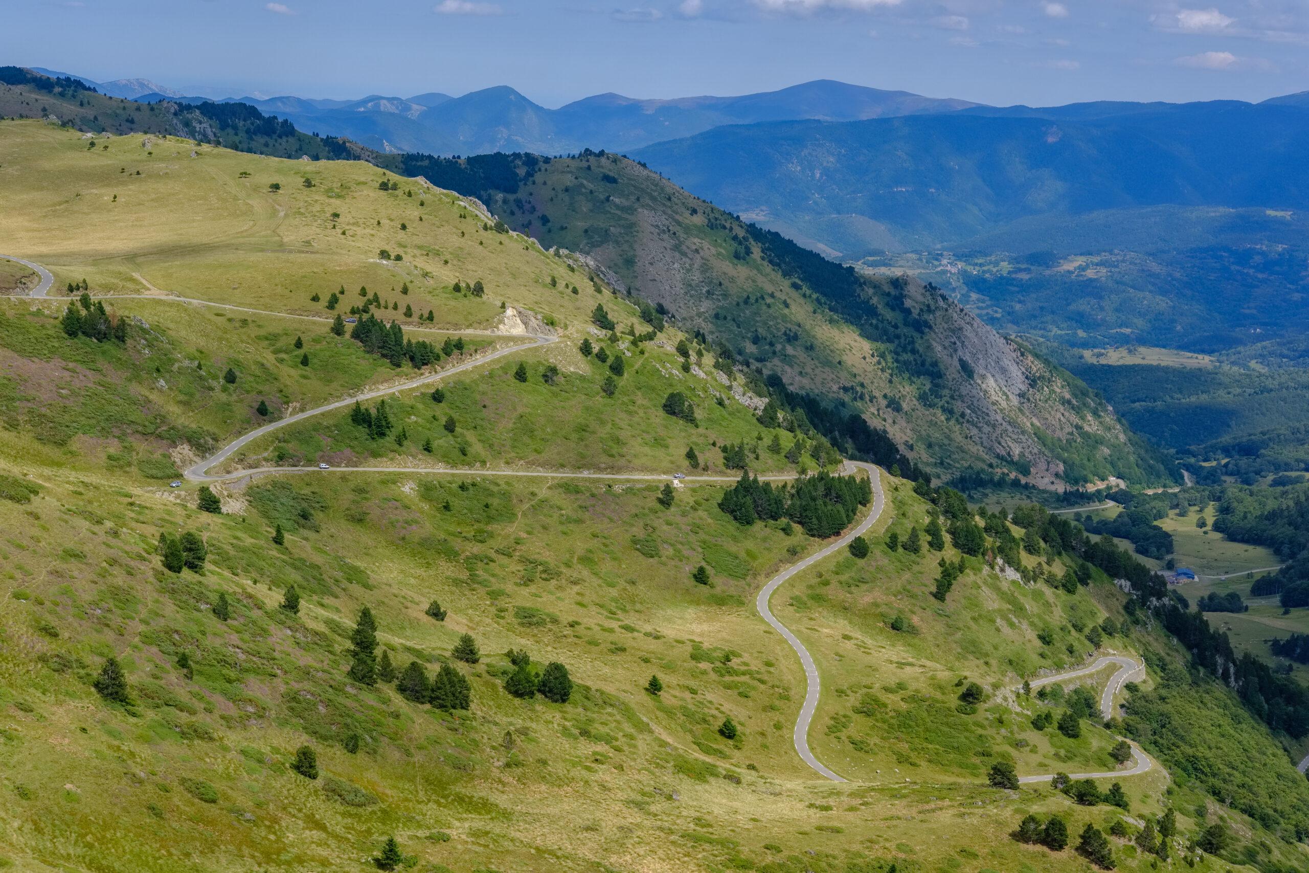 L'Ariégeoise, la cyclosportive des Pyrénées